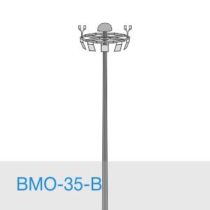 ВМО-35-В высокомачтовая опора освещения